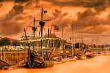 Boats, France