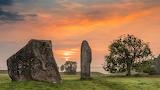 Sarsen Stones, Avebury Henge, Wiltshire