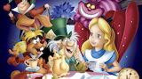 ٭ Disney, Alice in wonderland