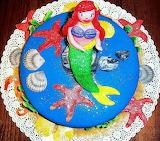 Mermaid cake @ Dolcezza a non finire