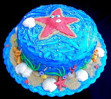 Starfish cake @ Dolci Creativi