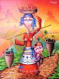 #Mother and Child by Zurab Martiashvili