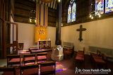 St. Cross Church, Clayton - Lady Chapel 3