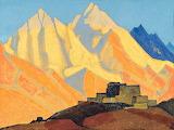 Nicolai Roerich, Himalaya, 1933