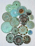 Vintage Iridescent Buttons