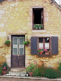 old pretty house