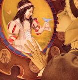 Snow White 2, Charles Santore