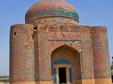 The Tomb of Diwan Shurfa Khan