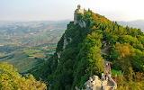 San Marino Castle Monte Titano