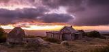 Craig's Hut - Mt. Stirling NSW