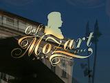 Cafe Mozart ,Vienna