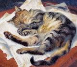 "Animals tumblr dogstardreamer ""Dream of a Cat "" ""Norbertine Bres"