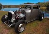 Hotrod Ford