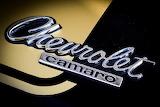 For Expert Puzzlers Chevrolet Logo Emblem Closeup Camaro Cars