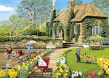 #Spring Planting the English Garden