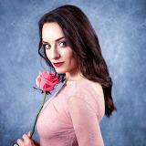 I love pink roses!