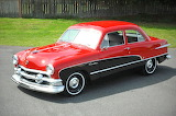 1951 Ford Crestline Custom Coupe
