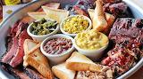 ^ BBQ Lunch Platter