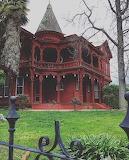19th Century Gothic mansion California