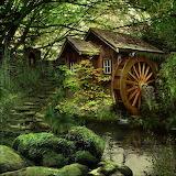 Moulin à aube