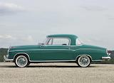1956 Mercedes-Benz S-Klasse Coupe