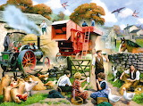 Autumn on the Farm - Kevin Walsh