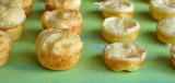 ^ Brazilian Cheese Rolls (Pao de Queijo)