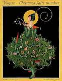 Magazine tumblr enchantedbook Vogue Christmas