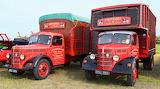 Bedford trucks x 2 MOD small