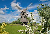 Photo by lapping from Pixabay - Windmill