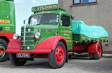 Bedford truck XSJ546 MOD