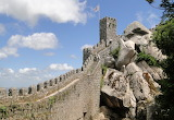 Battlements of Moorish Castle