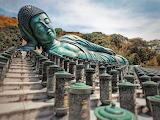 Nanzo-in Reclining Buddha, Sasaguri