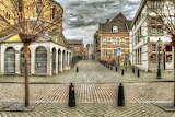 The Old Part of Maastricht