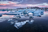 Beautiful Iceland - Jökulsárlón.