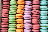 Lots of Macarons