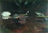 Winslow Homer - Mink Pond
