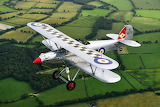 aircraft, Biplane