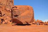 """The Cube"" Monument Valley"