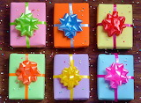 ☺♥ Colorful gifts...