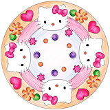 Ravensburger Hello Kitty Mandala