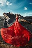 Big Red Dress