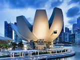 Museo ArtScience-Singapore