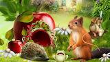 Apple House Fairy Tale