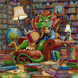 The Literate Dragon by Randal Spangler