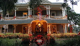 Victorian House ~ Christmas