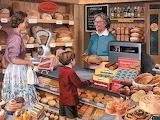 Mrs Crompton's Bakery - Vic McLindon