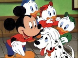 mickey_mouse_and_friends-1099 - online jigsaw puzzle - 12 pieces