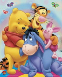Winnie-Rainbow-hug-72924 - online jigsaw puzzle - 20 pieces