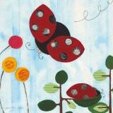 ladybug - online jigsaw puzzle - 36 pieces